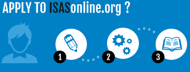 Apply to ISASOnline